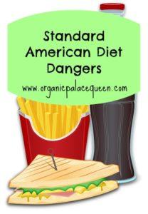 Standard American Diet disease