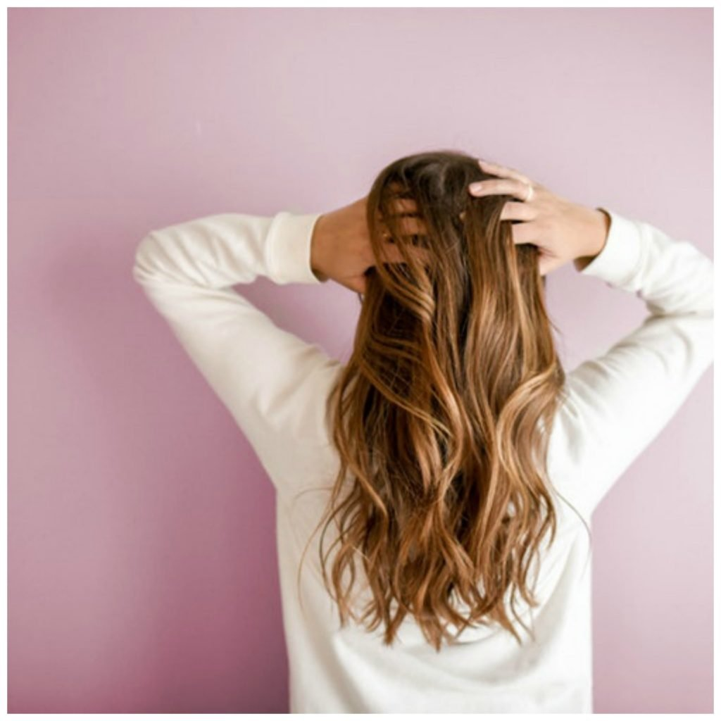 Chemical free hair gel recipe