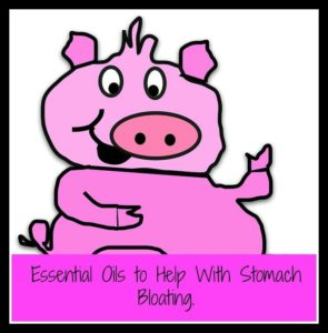essential oils for bloating