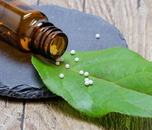 Homeopathy for chronic inflammation