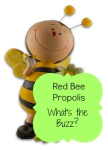 red bee propolis benefits