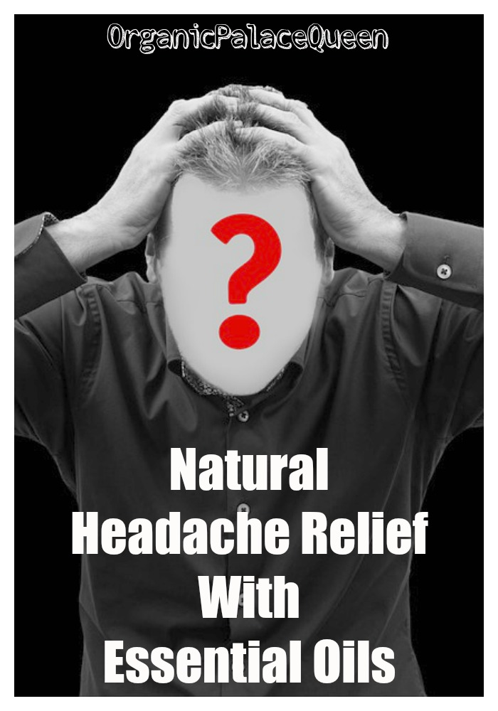 Essential oils to stop headaches