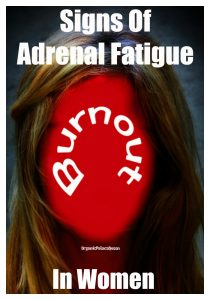 Signs of adrenal fatigue in women