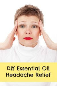 essential oil to stop headaches