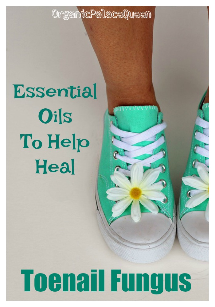 Essential oils for nail fungus
