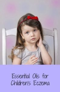 essential oils for childrens eczema