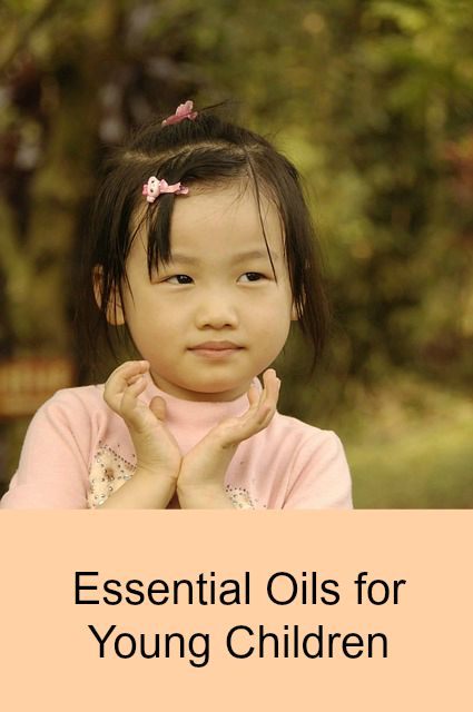 Essential Oils for Young Children - Organic Palace Queen