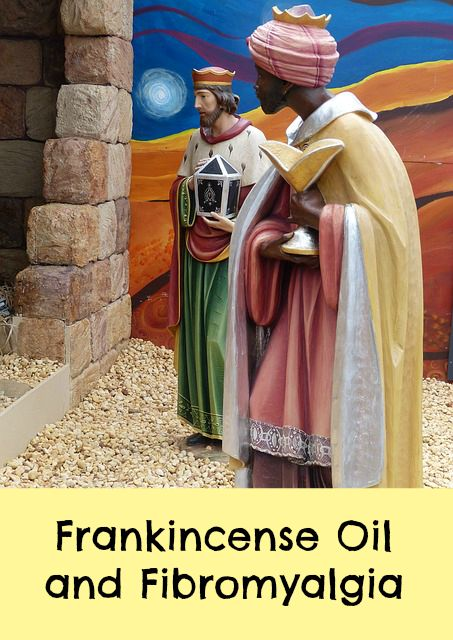 frankincense oil and fibromyalgia