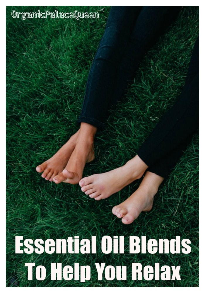 Essential oil blends to help you relax and unwind