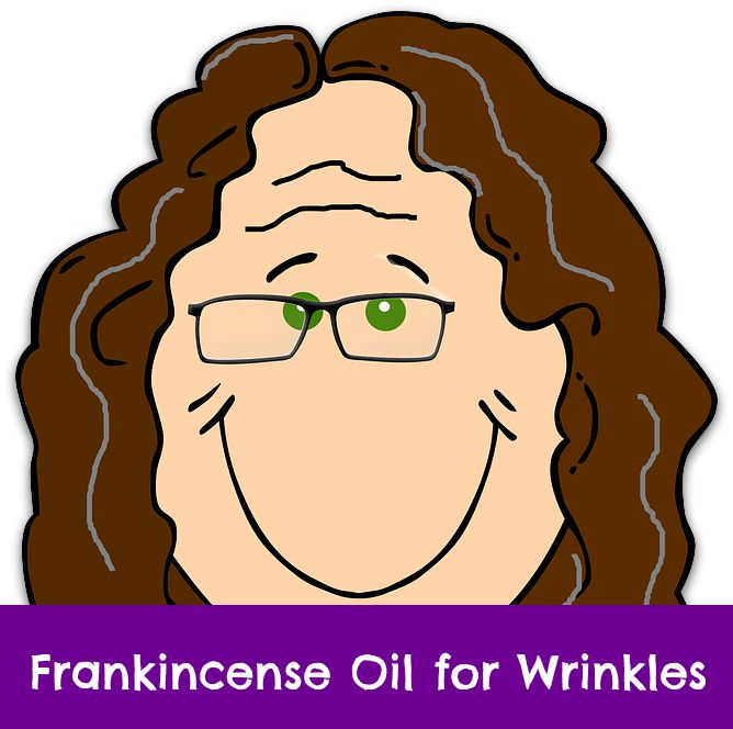frankincense oil for wrinkles