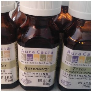Aura Cacia essential oils review
