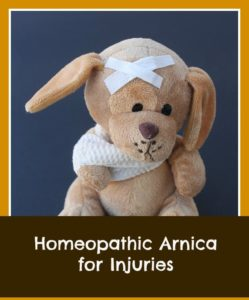 Does arnica reduce swelling