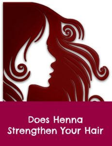 Does henna strengthen hair