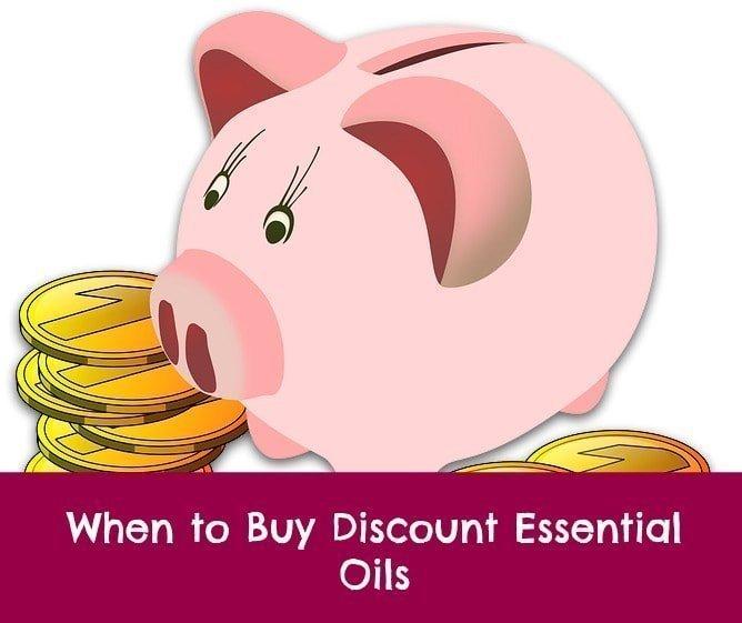 Vitacost essential oils