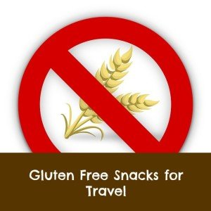 gluten free snacks for travel