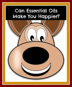 essential oils to make you happy