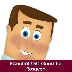 essential oils help rosacea