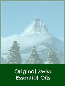 original Swiss aromatics essential oils
