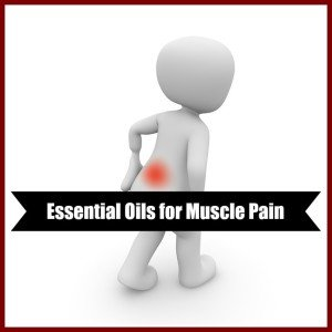essential oils for pulled muscles