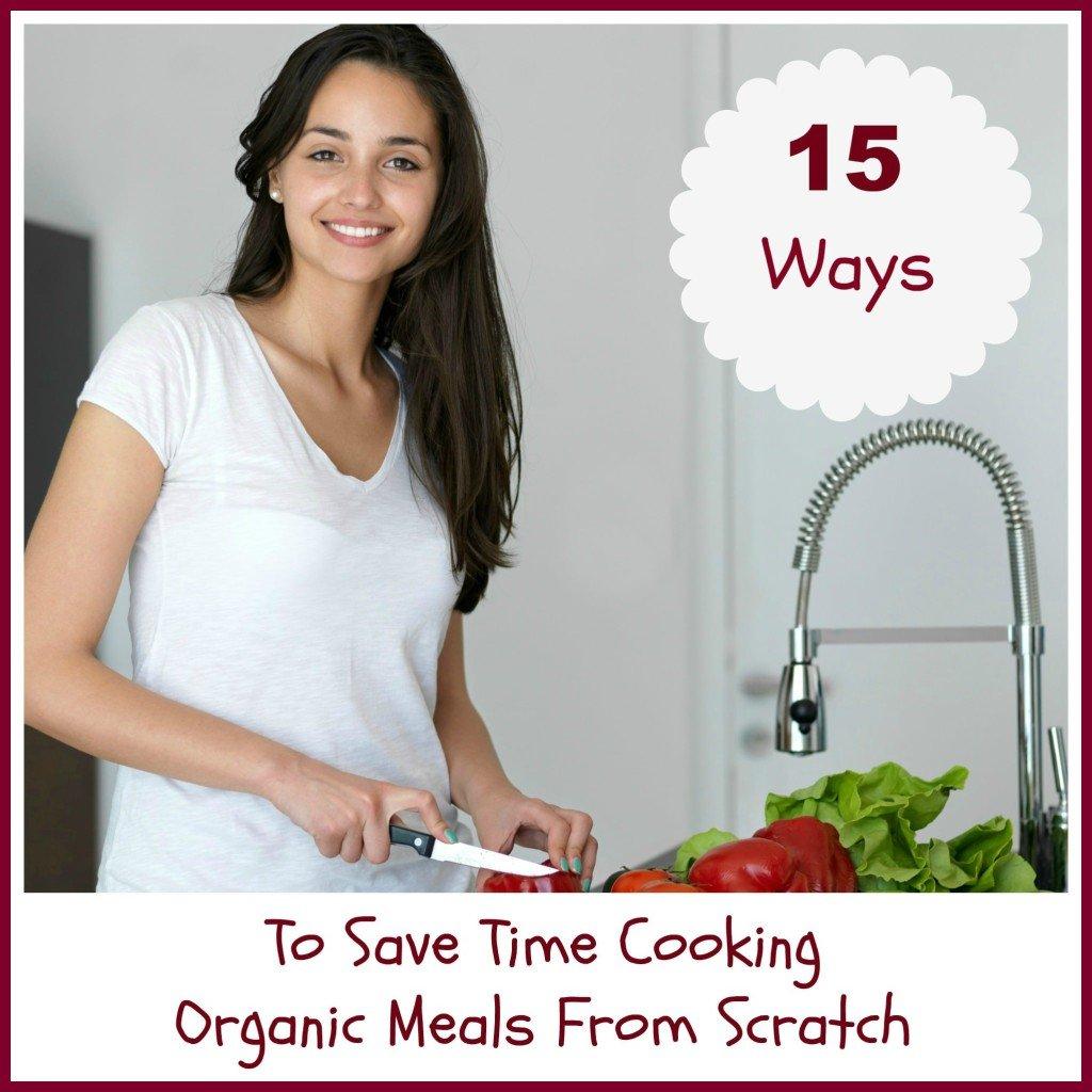 easy healthy organic meals