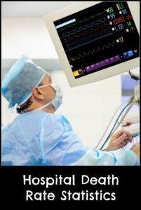 hospital death rate statistics
