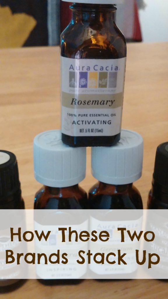 Plant Therapy vs Aura Cacia