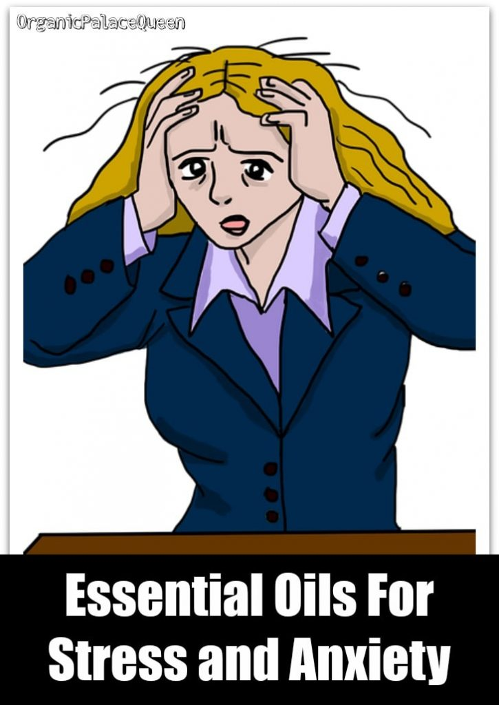 Aromatherapy and essential oils for anxiety