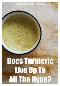 Can you use turmeric to reduce inflammation pain