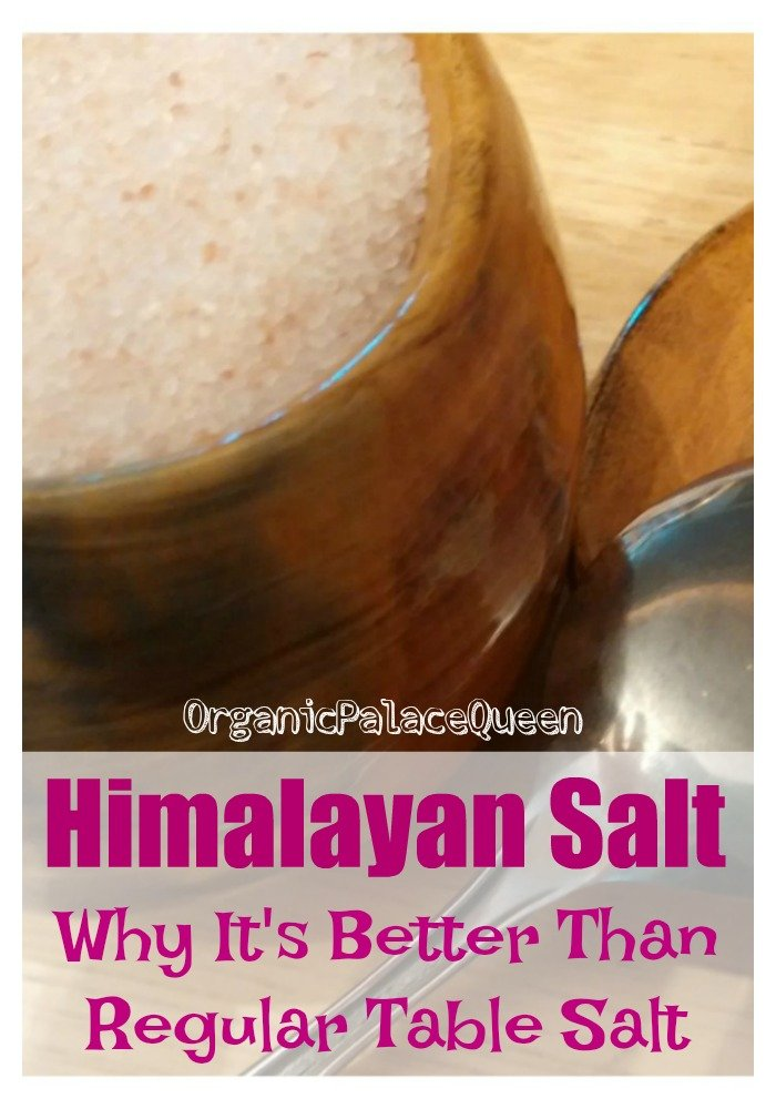 Health benefits of eating Himalayan salt