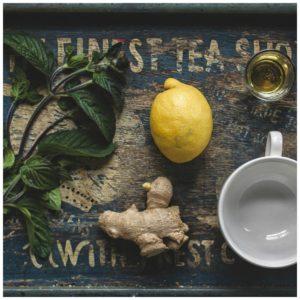 herbal tea for stiffness