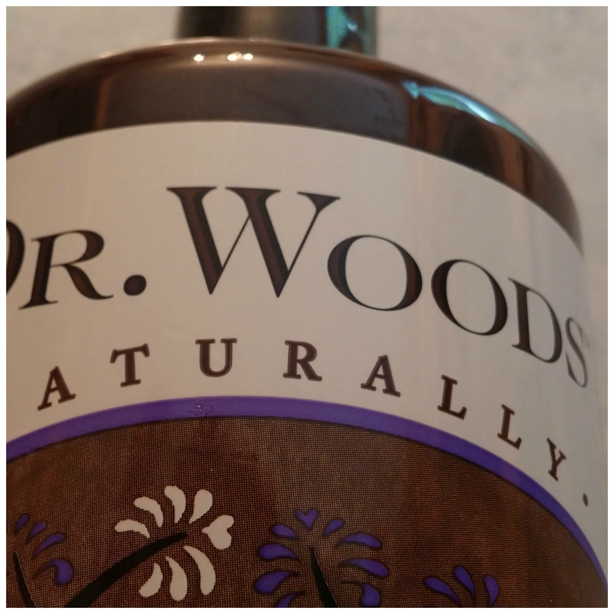 Dr Woods Soap Ingredients - Organic Palace Queen