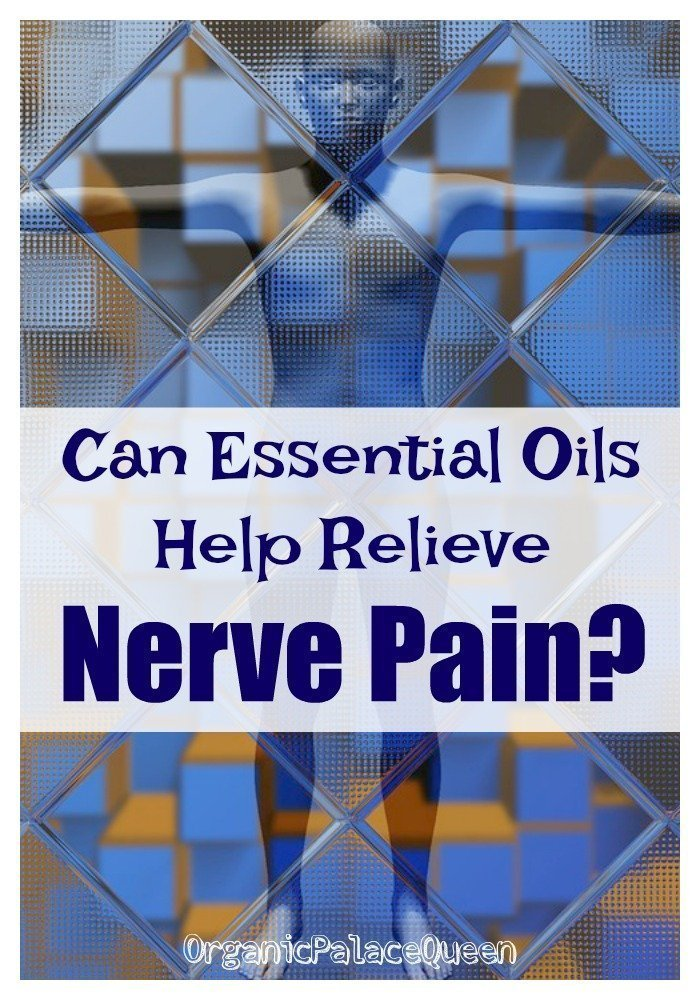 Can essential oils help relieve nerve pain