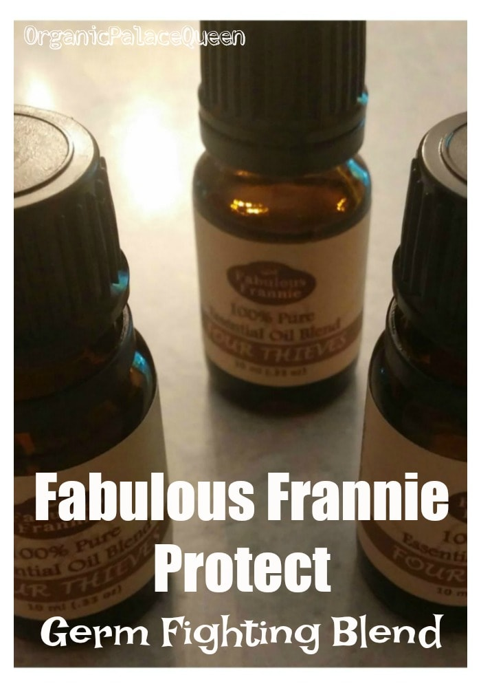 Fabulous Frannie Protect Blend Reviews