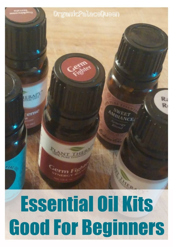 Essential oil kits good for beginners