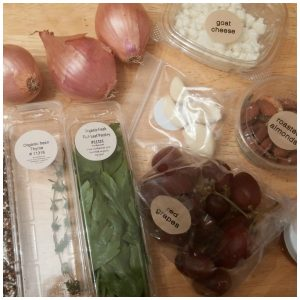 organic healthy meals delivered to your home
