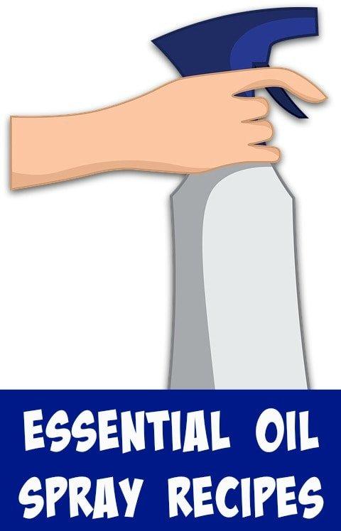 essential oil room spray recipes
