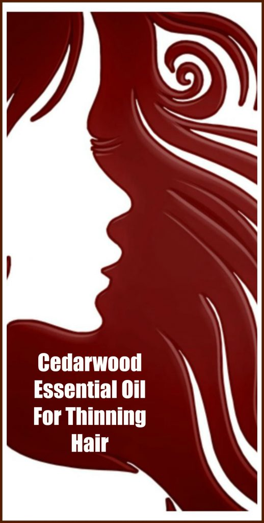 cedarwood essential oil for your hair