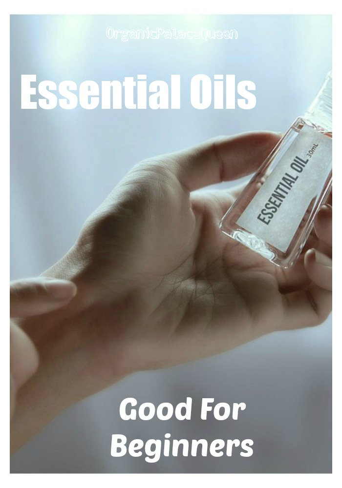 Basic essential oils to start with