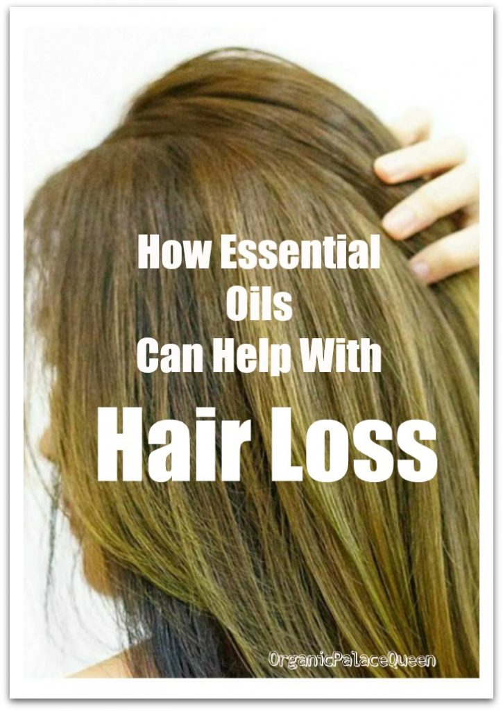 Natural remedies for female hair loss
