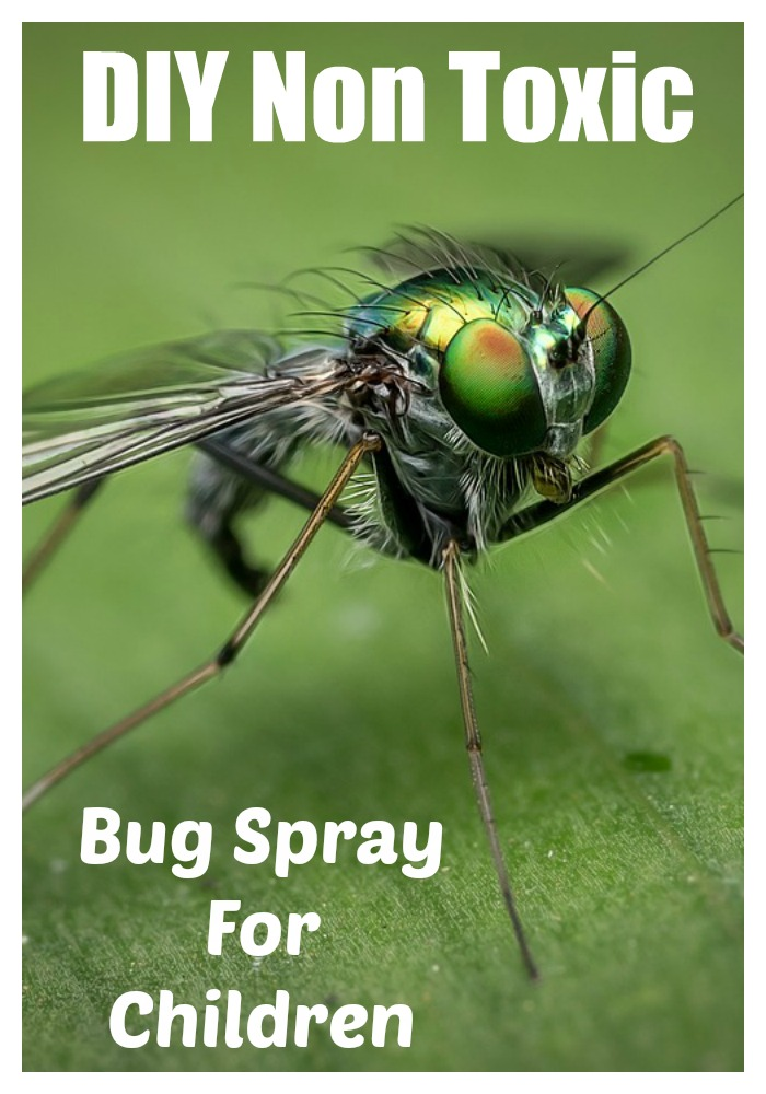 All natural bug spray for kids