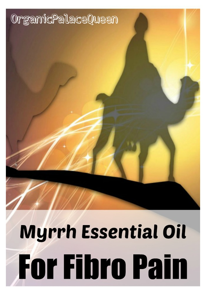 Myrrh essential oil for fibromyalgia