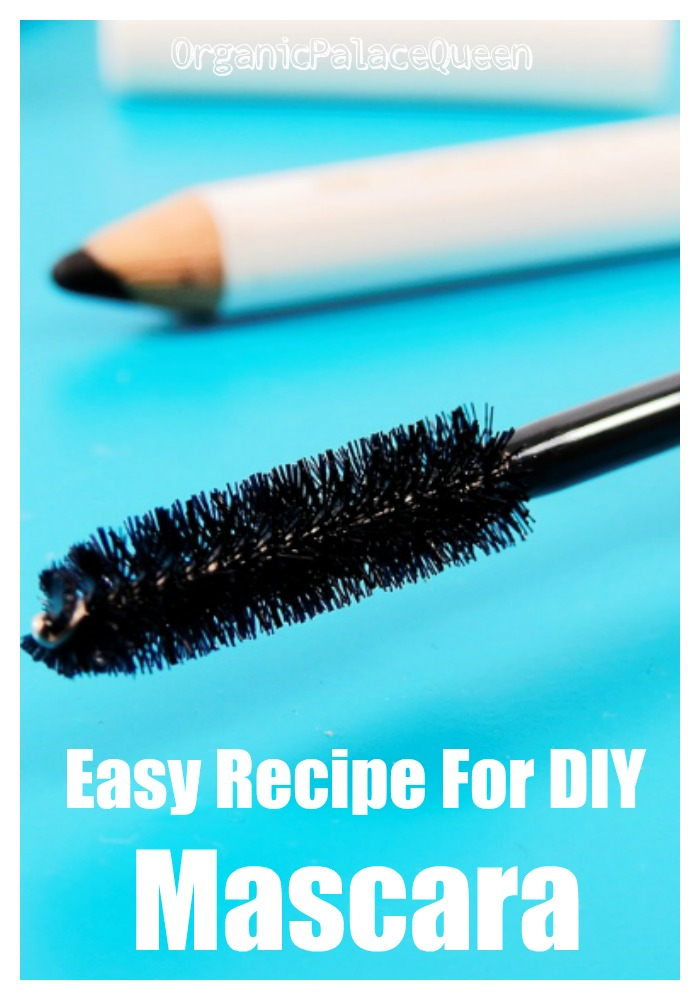 How to make your own mascara easy