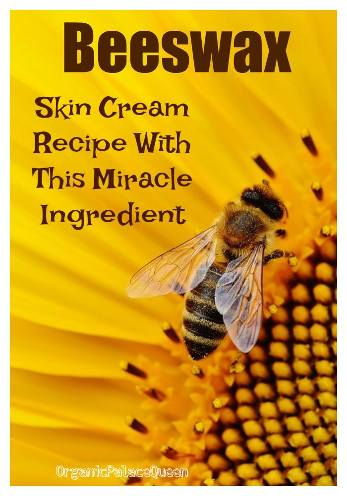 Is beeswax good for your face