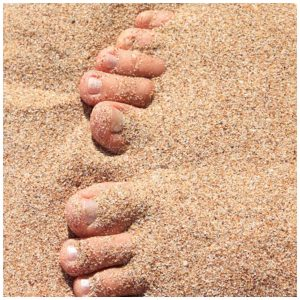 Detoxing your body through your feet