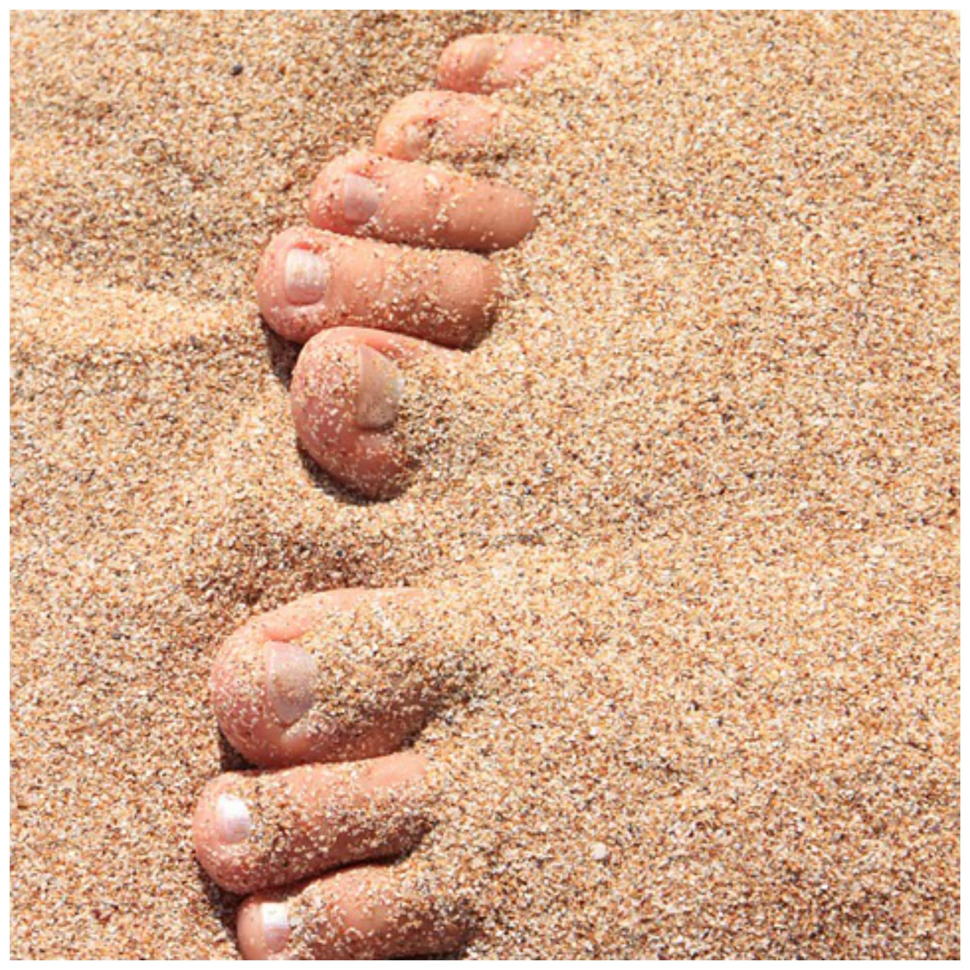 Detoxing your body through your feet