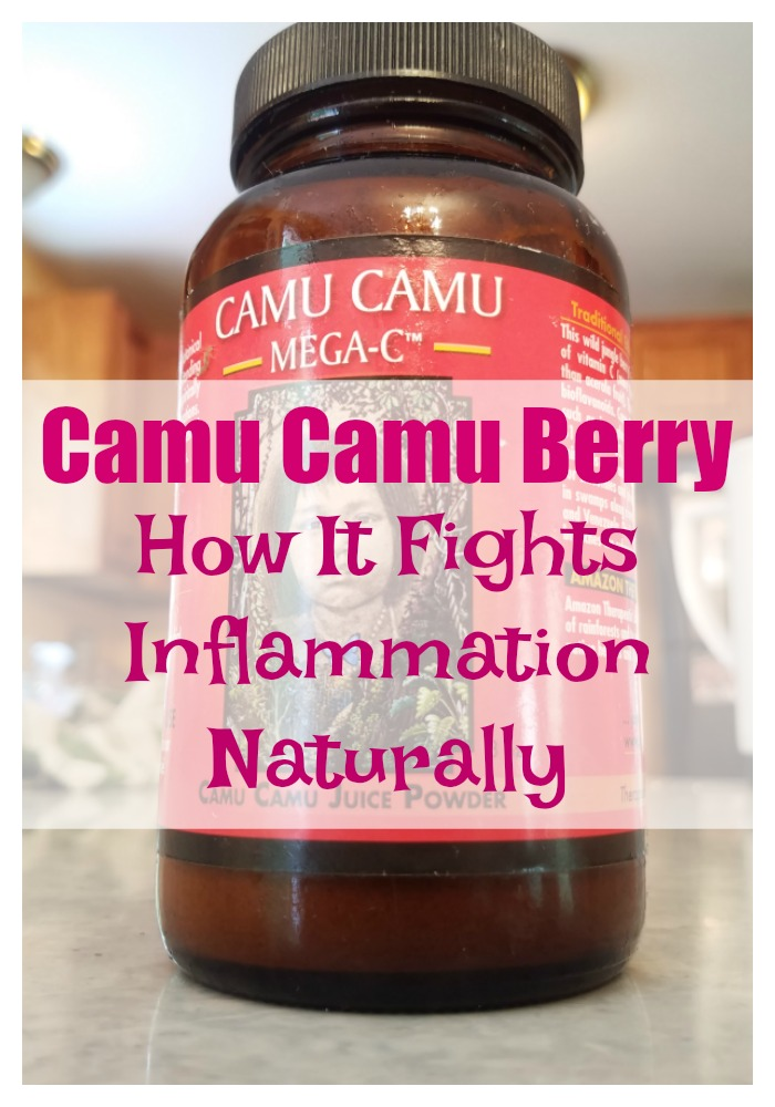 Camu camu for inflammation