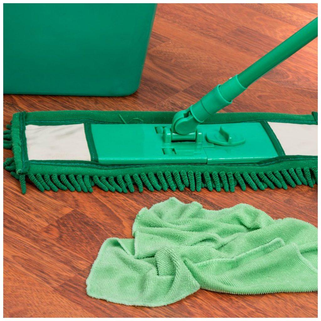 Castile soap for hardwood floors