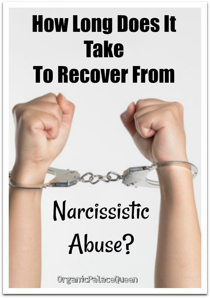 How long does it take to heal from narcissistic abuse