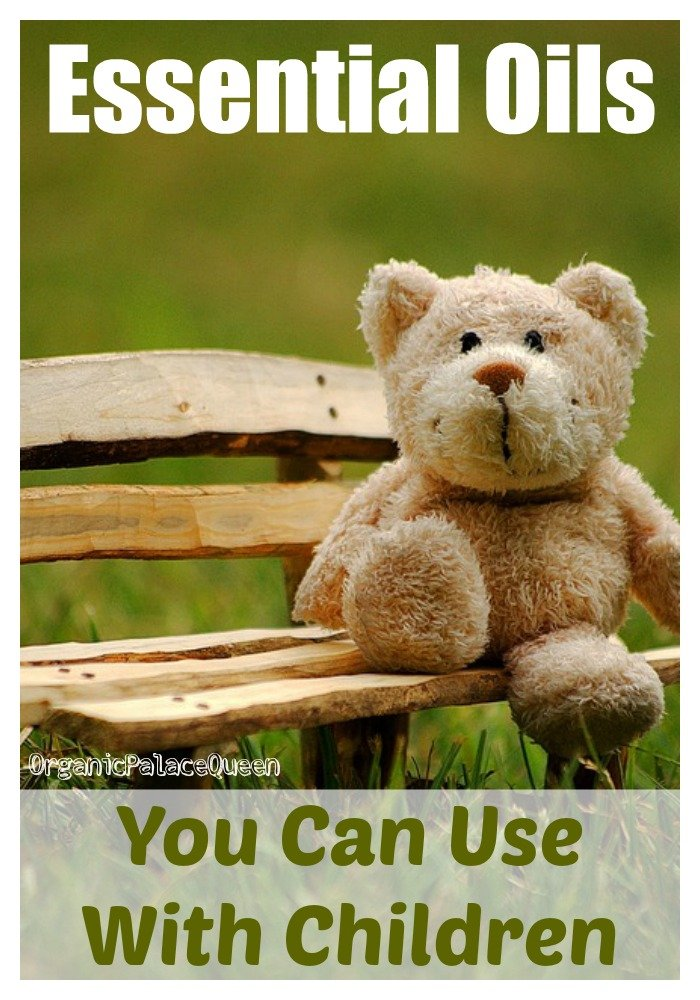 Essential oils that are safe for children