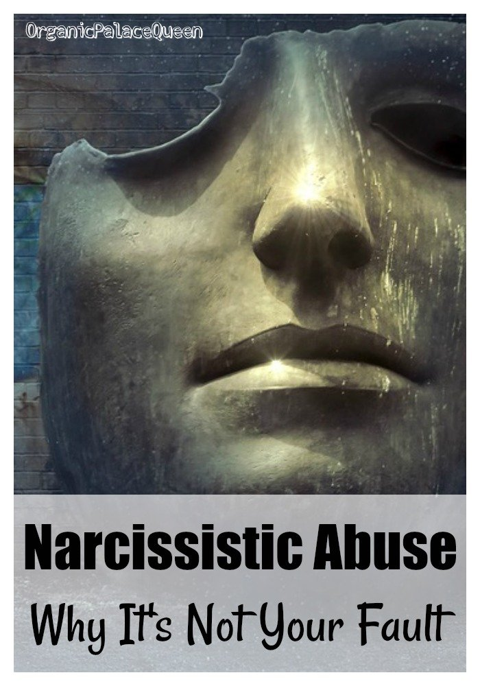 Narcissistic abuse why it's not your fault